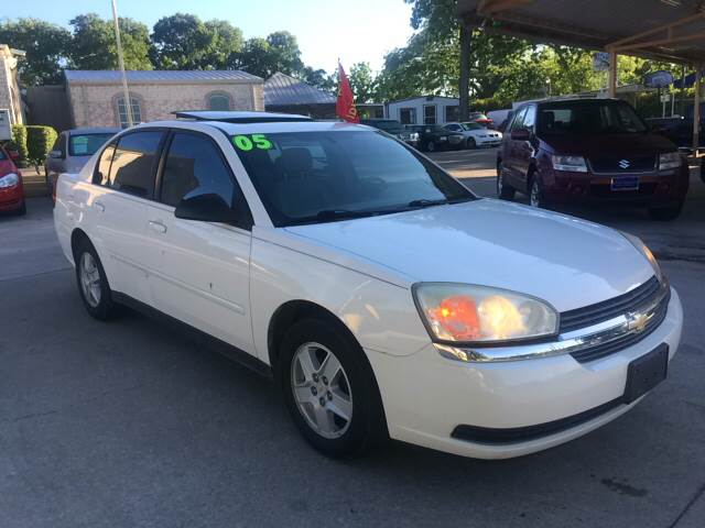 2005 Chevrolet Malibu For Sale At Any Cars Inc In Grand Prarie TX