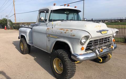 1955 Chevrolet 3100 for sale in Grand Prarie, TX