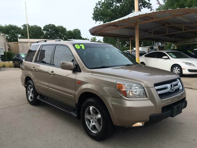 2007 Honda Pilot For Sale At Any Cars Inc In Grand Prarie TX