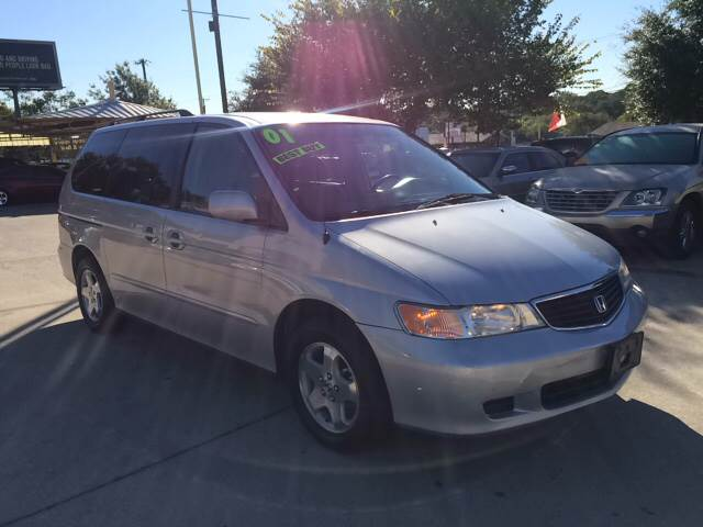 2001 Honda Odyssey For Sale At Any Cars Inc In Grand Prarie TX