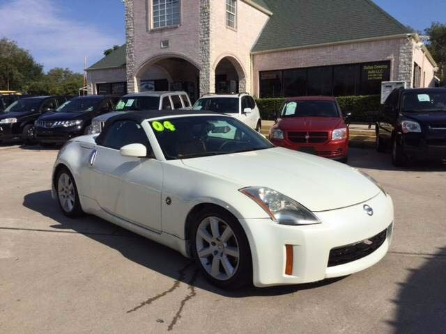 2004 Nissan 350Z For Sale At Any Cars Inc In Grand Prarie TX