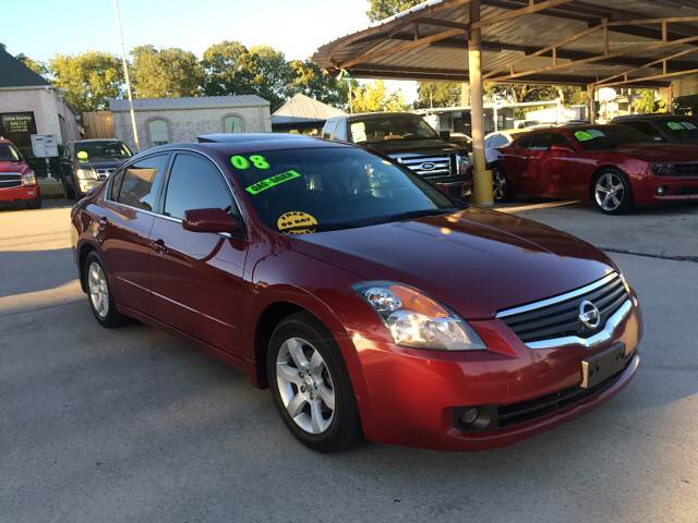 2008 Nissan Altima 2.5 SL In Grand Prarie TX - Any Cars Inc