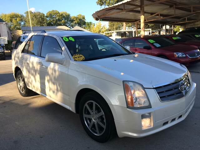 2004 Cadillac Srx In Grand Prarie Tx Any Cars Inc