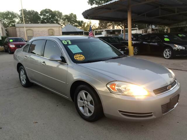 2007 Chevrolet Impala For Sale At Any Cars Inc In Grand Prarie TX
