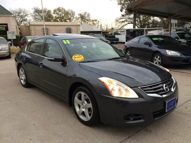 2011 Nissan Altima 2.5 SL In Grand Prarie TX - Any Cars Inc