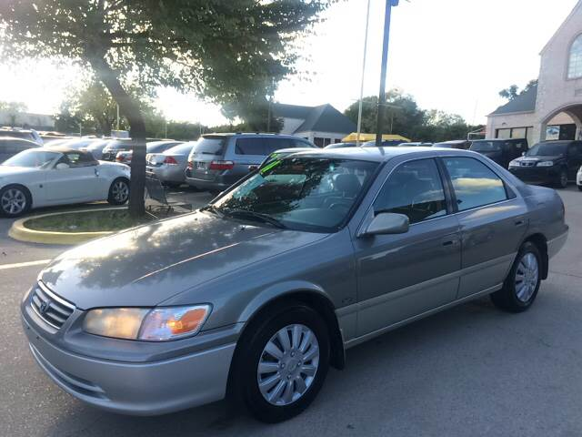 2001 Toyota Camry For Sale At Any Cars Inc In Grand Prarie TX