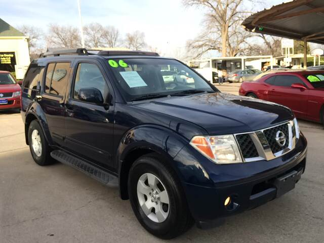 2006 Nissan Pathfinder For Sale At Any Cars Inc In Grand Prarie TX