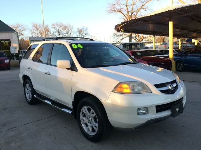 Acura MDX Touring WNavi WRES In Grand Prarie TX Any Cars Inc - 2004 acura mdx rims