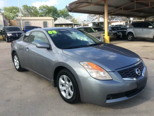 2008 Nissan Altima 2.5 S In Grand Prarie TX - Any Cars Inc
