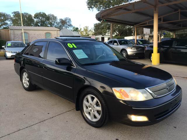 2001 Toyota Avalon For Sale At Any Cars Inc In Grand Prarie TX