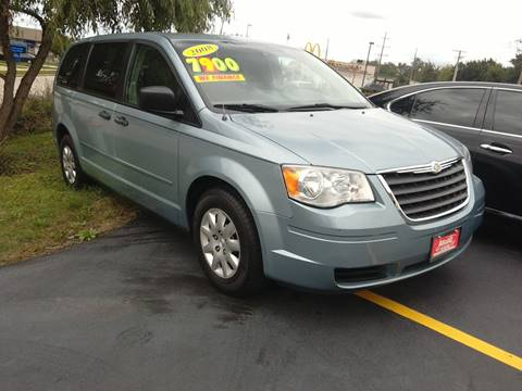 2008 Chrysler Town and Country for sale in Carpentersville, IL