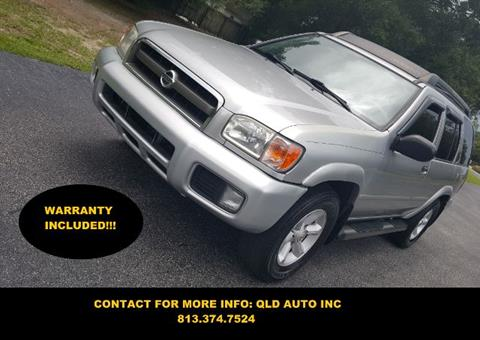 2004 Nissan Pathfinder for sale in Tampa, FL