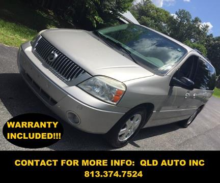 2004 Mercury Monterey for sale in Tampa, FL