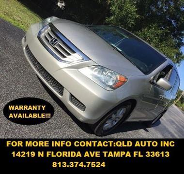 2008 Honda Odyssey for sale in Tampa, FL