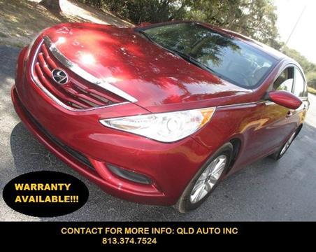 2013 Hyundai Sonata for sale in Tampa, FL