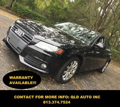 2009 Audi A4 for sale in Tampa, FL