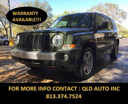 Used 2008 jeep patriot for sale in florida for Selective motor cars miami