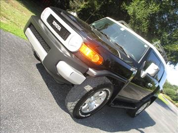 2007 Toyota FJ Cruiser for sale in Tampa, FL