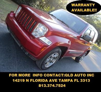 2008 Jeep Liberty for sale in Tampa, FL