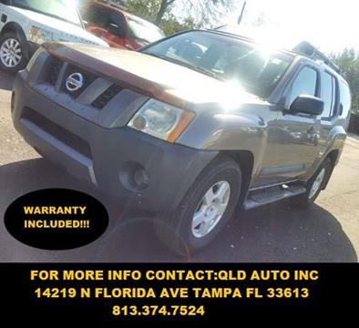 2005 Nissan Xterra for sale in Tampa, FL