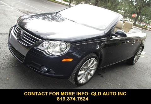 2007 Volkswagen Eos for sale in Tampa, FL