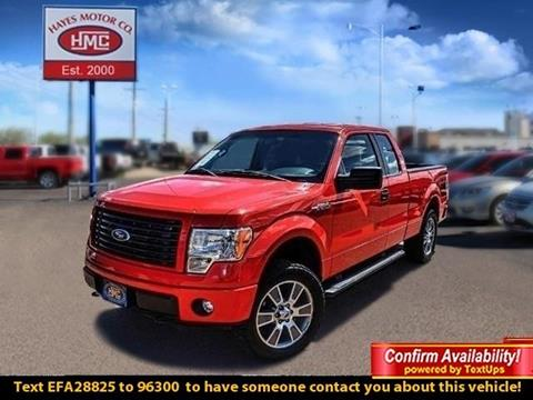 Ford f 150 for sale in lubbock tx for Hayes motors lubbock tx