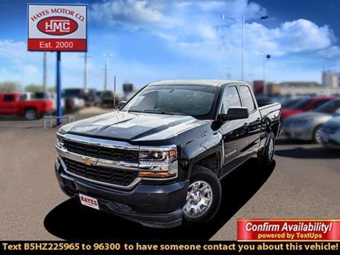 2017 Chevrolet Silverado 1500 for sale in Lubbock, TX