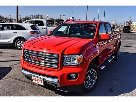 2015 GMC Canyon for sale in Lubbock, TX