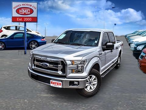 2016 Ford F-150 for sale in Lubbock, TX