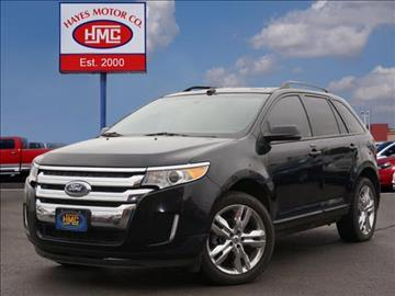 2013 Ford Edge for sale in Lubbock, TX