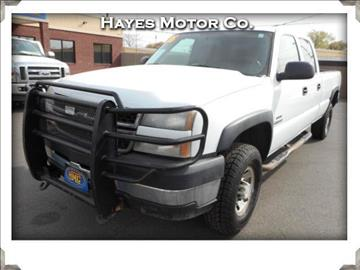 2006 Chevrolet Silverado 3500 for sale in Lubbock, TX