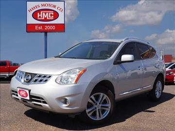 2013 Nissan Rogue for sale in Lubbock, TX