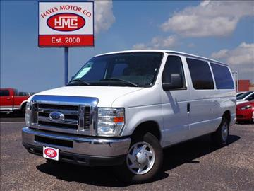Ford e 150 for sale for Hayes motors lubbock tx