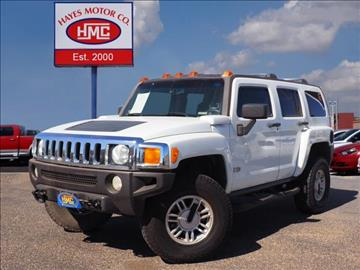 2006 HUMMER H3 for sale in Lubbock, TX