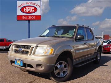 2003 Ford Explorer Sport Trac for sale in Lubbock, TX