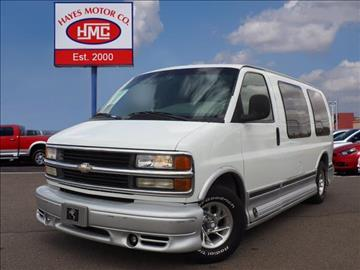 1999 Chevrolet Express for sale in Lubbock, TX
