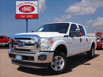 ford f 250 for sale in lubbock tx