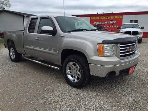 2008 GMC Sierra 1500 for sale in Chillicothe, OH