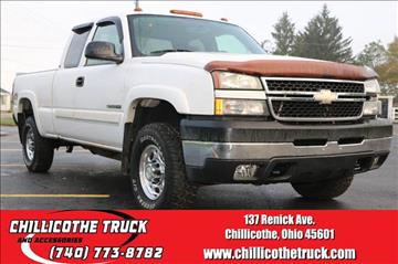 2006 Chevrolet Silverado 2500HD for sale in Chillicothe, OH