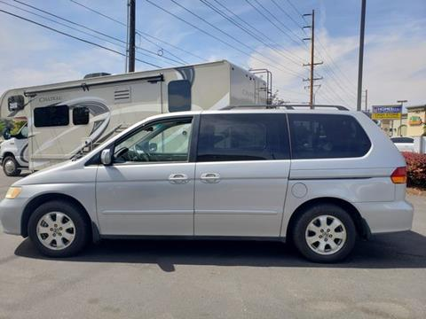 2002 Honda Odyssey for sale in Boise, ID