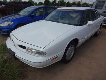 1999 Oldsmobile Eighty-Eight for sale in Dallas, TX