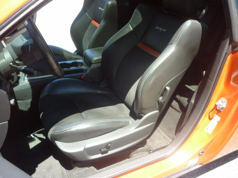 2009 Dodge Challenger SRT8 2dr Coupe - Braintree MA