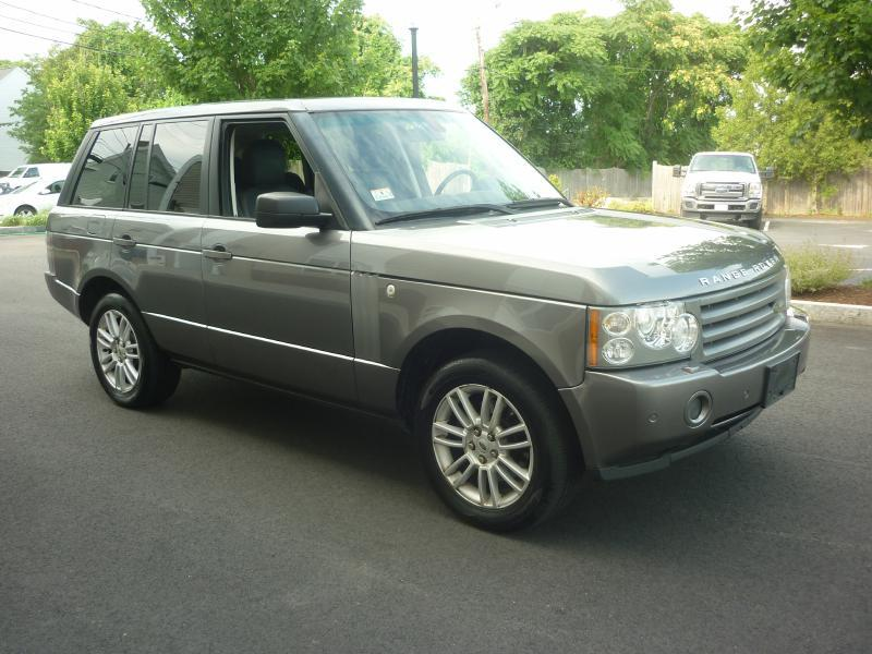 2009 Land Rover Range Rover 4x4 HSE 4dr SUV - Braintree MA