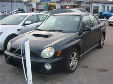 2002 Subaru Impreza for sale in Braintree, MA
