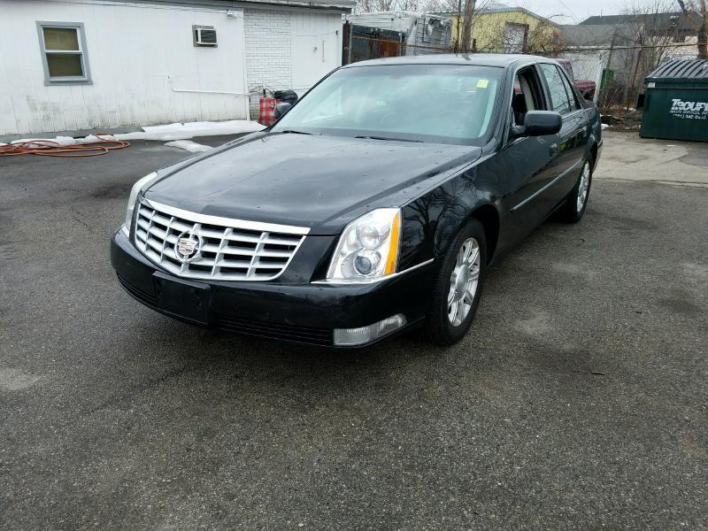 2010 Cadillac DTS 4.6L V8 4dr Sedan - Braintree MA