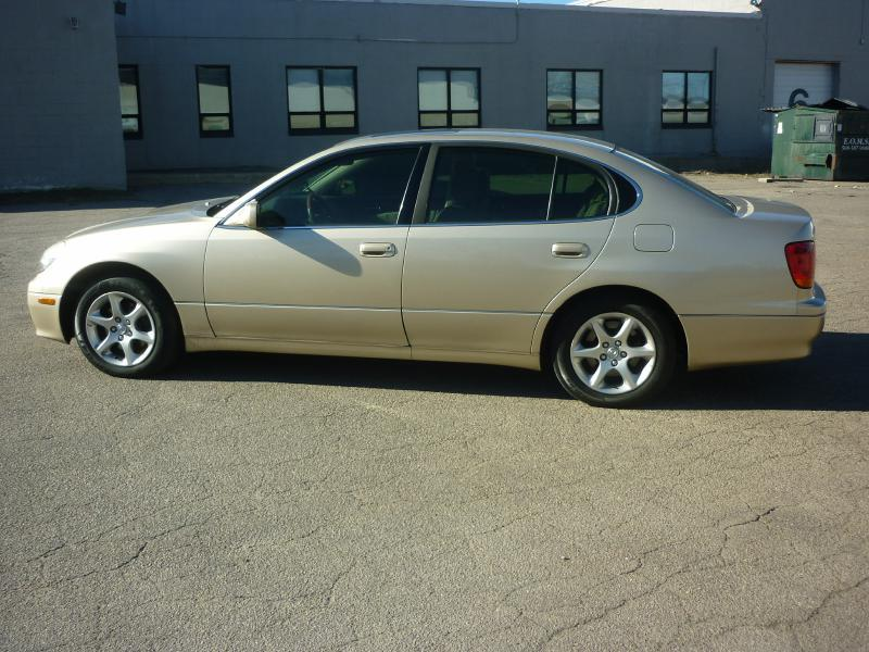 2004 Lexus GS 300 4dr Sedan - Braintree MA