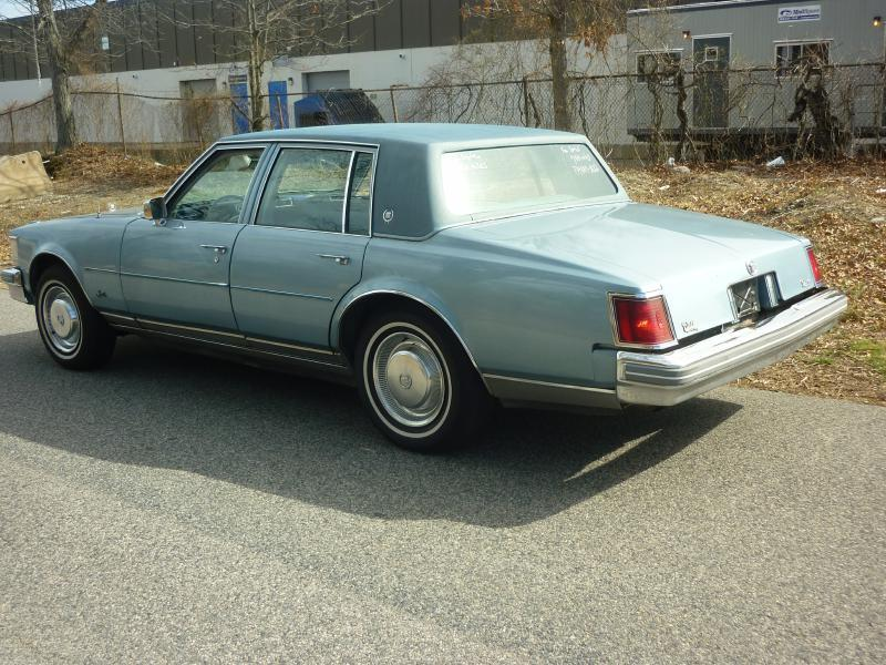 1977 Cadillac Seville  - Braintree MA