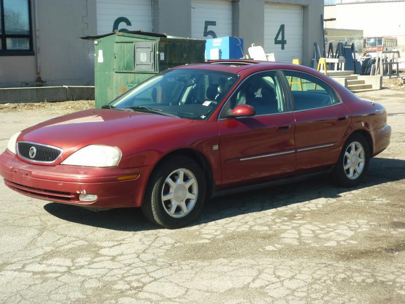 2003 Mercury Sable LS Premium 4dr Sedan - Braintree MA