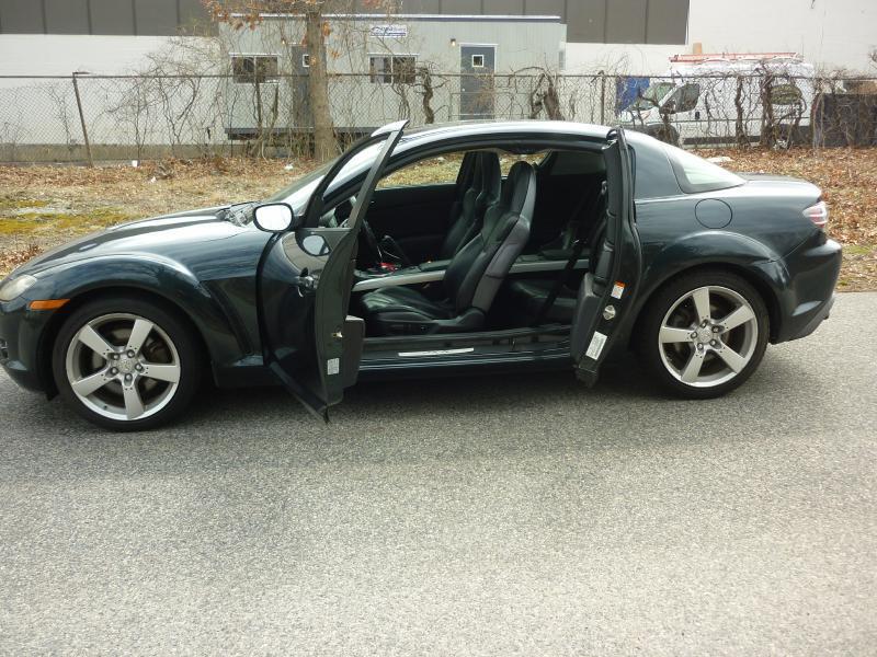 2004 Mazda RX-8 4dr Coupe - Braintree MA