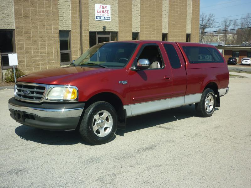2002 Ford F-150  - Braintree MA